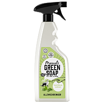 Allesreiniger - Spray Basilikum & Vetivergras