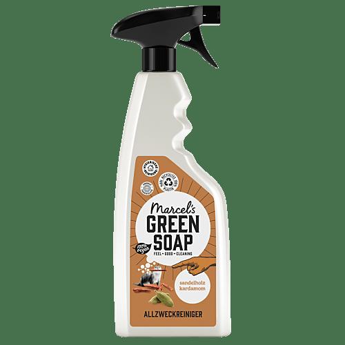 Allesreiniger - Spray Sandelholz und Kardamom