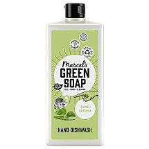 Dishwash Basil & Vetiver Grass (500ml)