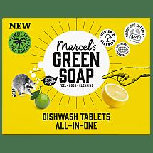 Dishwash Tablets Grapefruit & Lime (500ml)