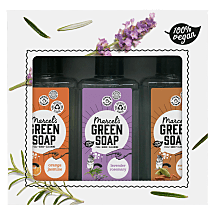 Marcel's Green Soap Gift Box Handsoap