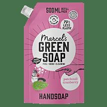 Hand Soap Refill Patchouli & Cranberry - 500ml