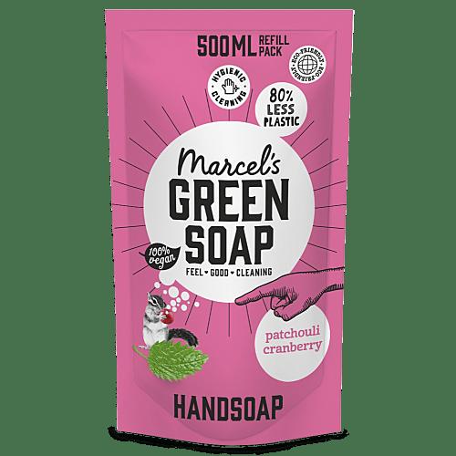 Hand Soap Refill Patchouli & Cranberry - 1L