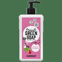 Hand Soap Patchouli & Cranberry - 500ml