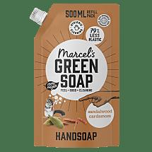 Hand Soap Refill Sandalwood & Cardamom - 1L
