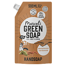 Hand Soap Refill Sandalwood & Cardamom - 500ml
