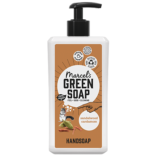 Hand Soap Sandalwood & Cardamom - 500ml
