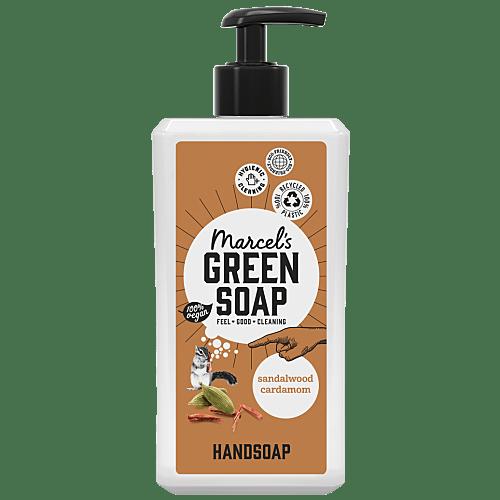 Hand Soap Sandalwood & Cardamom - 250ml