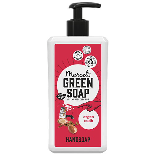 Hand Soap Argan & Oudh