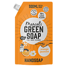 Hand Soap Refill Orange & Jasmine - 500ml