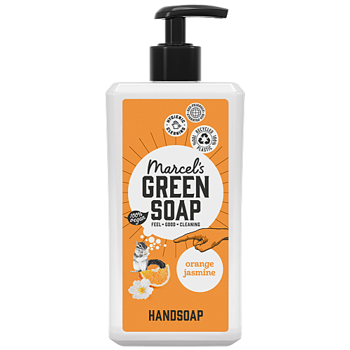 Hand Soap Orange & Jasmine - 500ml