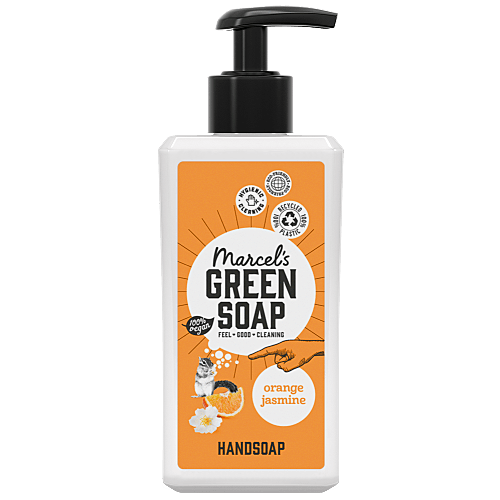 Hand Soap Orange & Jasmine - 250ml