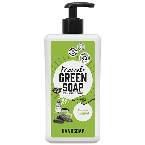 Hand Soap Tonka & Muguet (500ml)