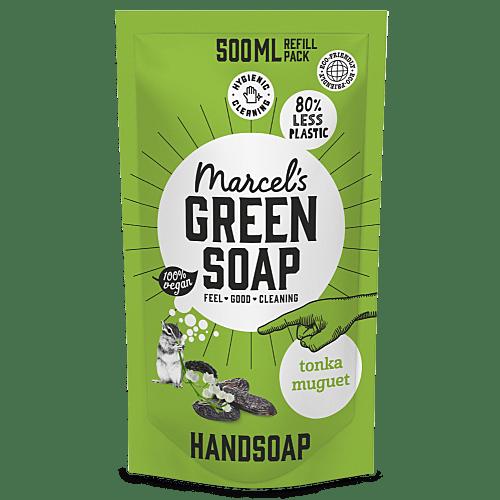 Handsoap Refill Tonka & Muguet  - 500ML