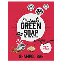 Shampoo Bar Argan & Oudh