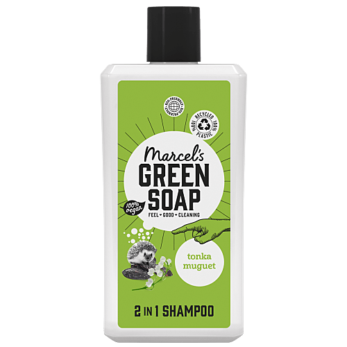 2in1 Shampoo Tonka & Muguet (500ml)