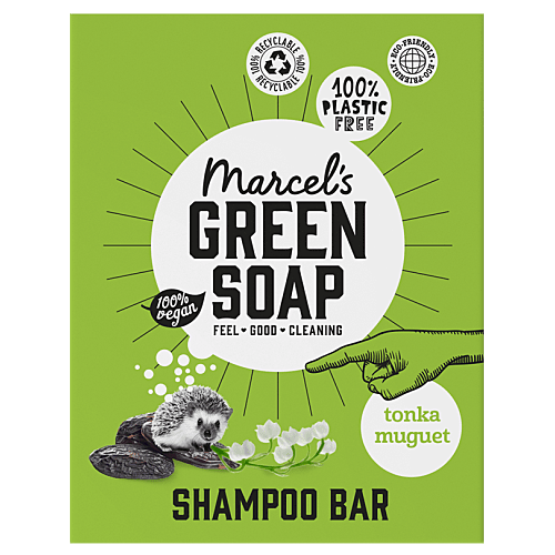 Shampoo Bar Tonka & Muguet