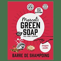 Shampooing Solide en Barre Argan & Oudh