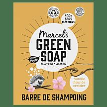 Shampooing Solide en Barre Vanille & Fleur de Cerisier