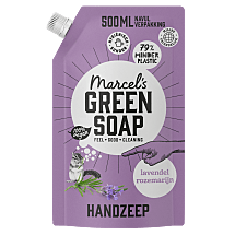 Handzeep Navul Stazak Lavendel & Rozemarijn (500ml)