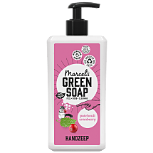 Handzeep Patchouli & Cranberry (500ml)